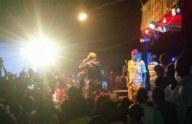 Artists threaten not to attend promoter Moses' shows