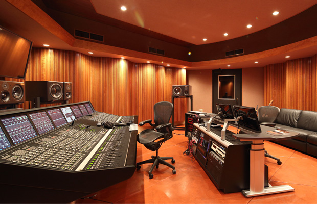 How To Design A Recording Studio At Home