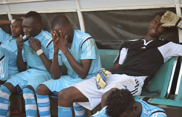 Wau reduced to tears by Bentiu in football tournament for peace