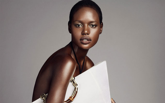 Supermodel Ajak Deng quits modelling… and here's why…