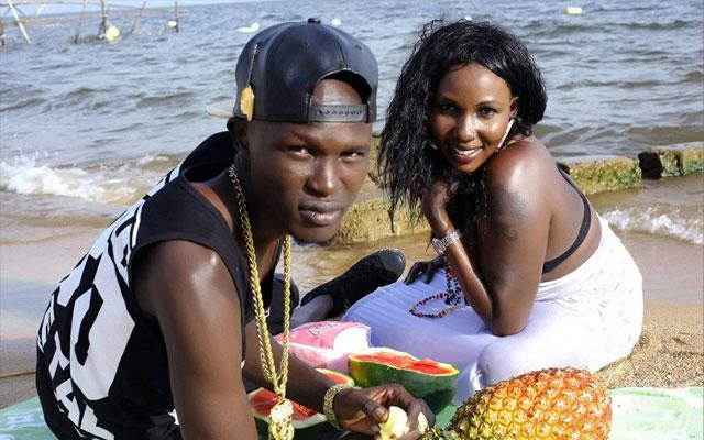 K-Denk teamed up with Canadian based female artist on new track 'Bakaji'