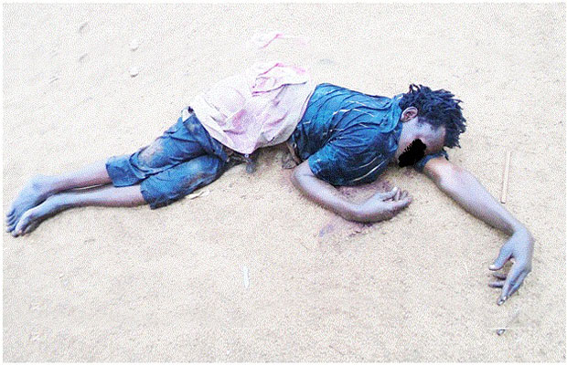 Notorious gangster killed by police in a shootout