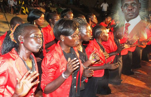 Prophet Abraham Chol allegedly heal people with HIV/AIDS