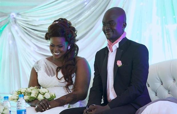 Garang John weds former singer Paleki Mathew [PHOTOS]