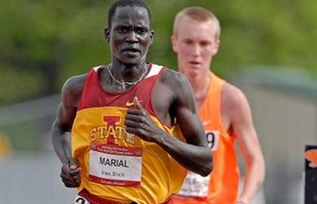 Someone just ruined Guor Marial's Olympic dream!