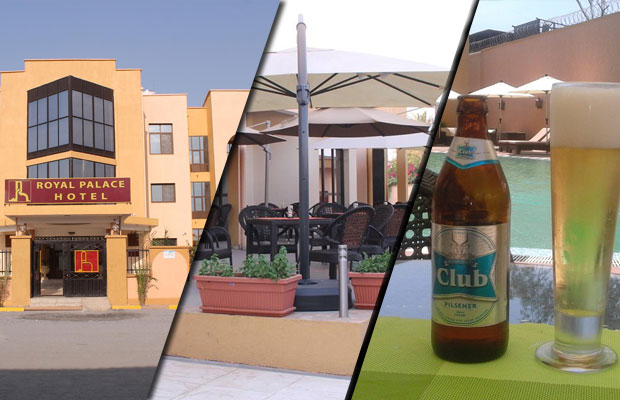 """It's """"Thirstday"""" at Royal Palace Hotel: Come and drink responsibly like an expert"""