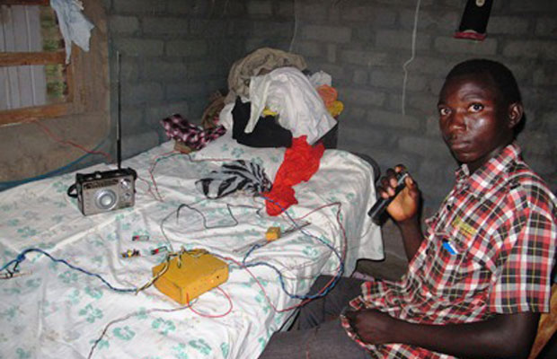 21-year old assembles FM station in W. Equatoria state