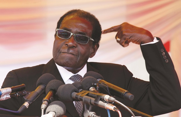 Robert Mugabe's most funny quotes