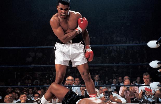 Boxing legend Muhammad Ali dies at age 74