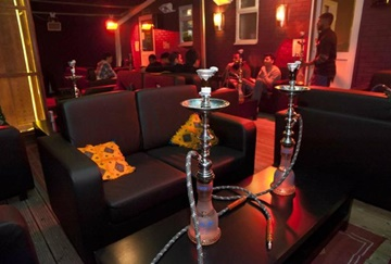 MC Ghetto's Shisha lounge