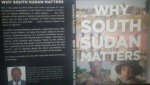 Why South Sudan matters by Garang Malong