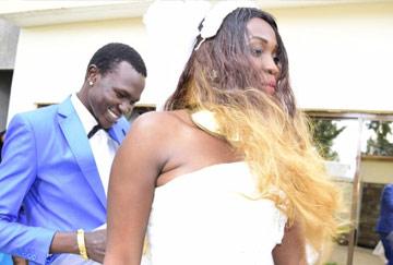 Exposed: Kdenk secret wedding in Nairobi