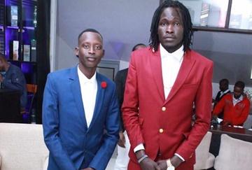 Alijoma and MC Ghetto