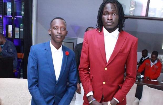 Alijoma and MC Ghetto land first overseas gig, thanks DJ MG