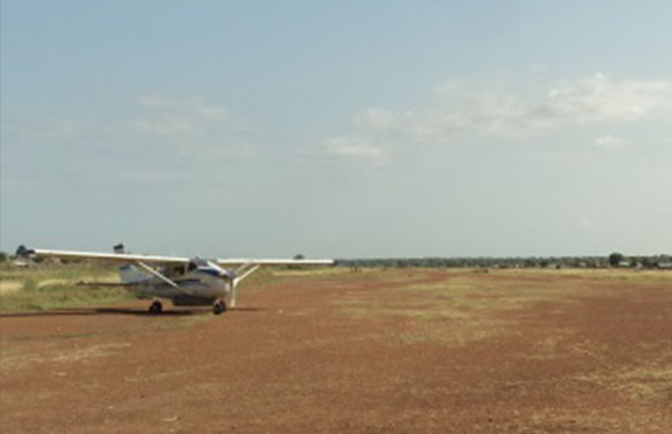 Imatong State bans defecating in the airstrip