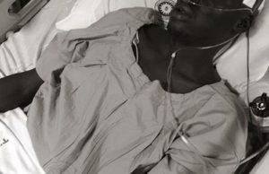 Bruno in Hospital