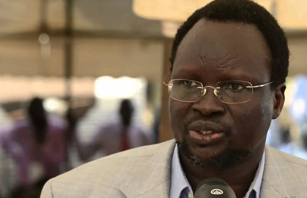 """Trump issued Majok Agot deportation notice for """"over staying illegally"""" in the US"""