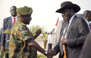 Kiir and Malong