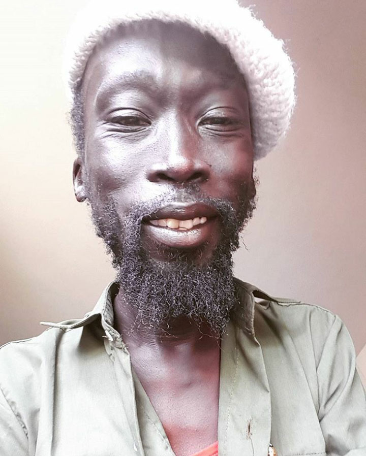 Mabior Garang quits Christainity, now worships his late father John Garang [PHOTOS]