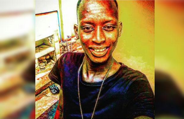 Is singer Alijoma bleaching his skin?