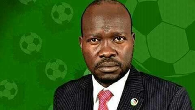 SSFA President Francis Amin Michael elected vice president of East and Central Africa Football Association