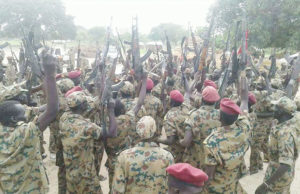 New rebellion in Aweil East