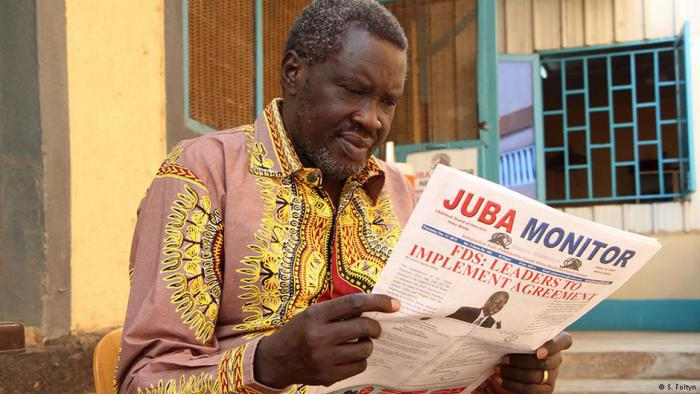 Why Alfred Taban left the SPLM?