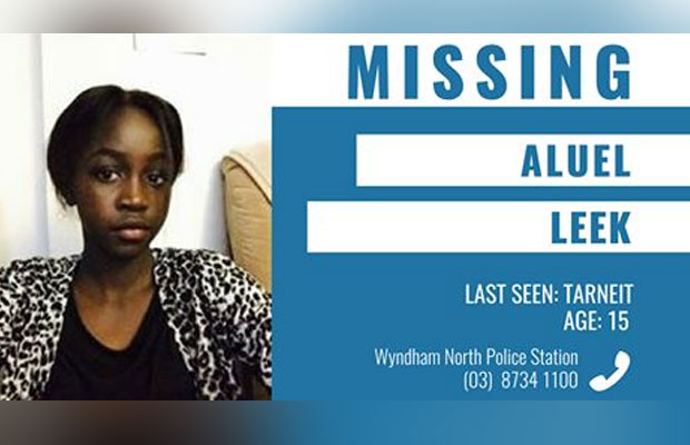 Police search for missing South Sudanese teen in Australia