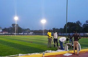 Dr. Biar Sports Complex
