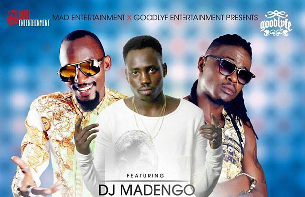 Music Video: Dj Madengo ft  Radio & Weasel - There she go
