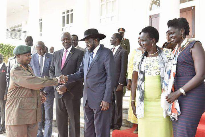 I have reconciled with Salva Kiir but I won't go to Juba, says Rebecca Nyandeng