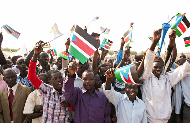 On This Day: South Sudan became the world newest nation [ PHOTOS]