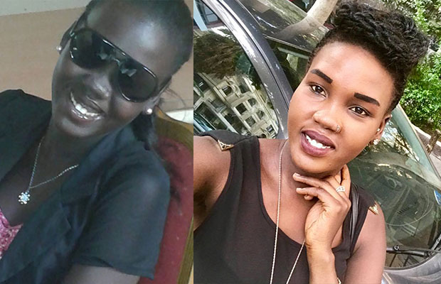 Singer Nyibol joins the bleaching team