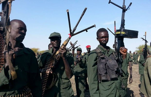 Government troops finally capture Pagak from Riek Machar forces