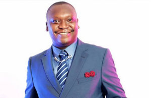 Ugandan Comedian Salvador Idringi