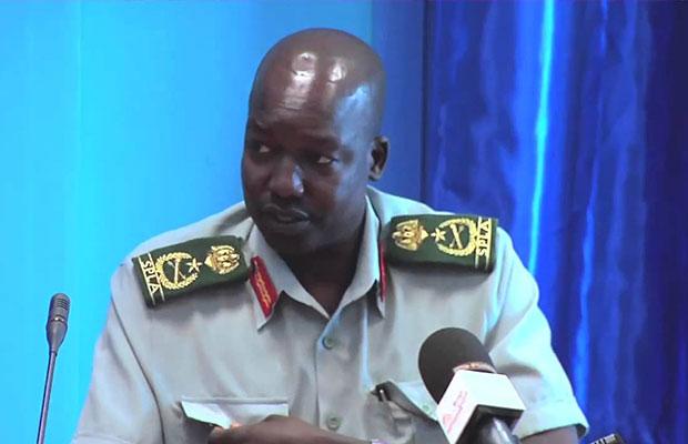 Rebel General reveals that Gen. Cirillo was working for IO when he was SPLA Deputy Chief of Staff