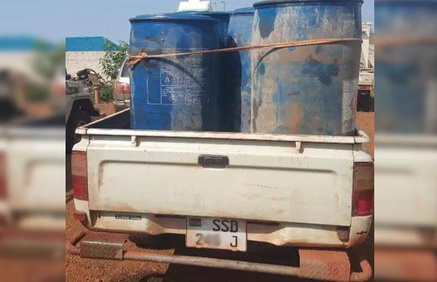 fuel crisis in Juba