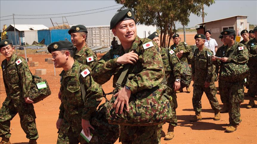 "Japanese defence minister to resign over South Sudan conflict ""cover-up"""