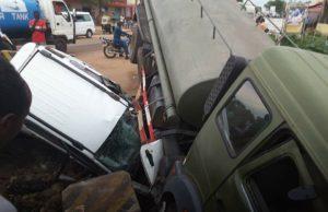 Accident in Juba
