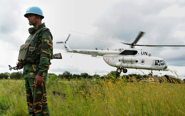 Government grounds all UN planes in South Sudan