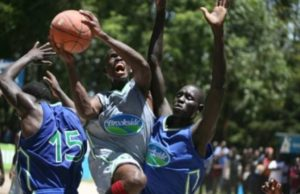 Kuajok boys basketball