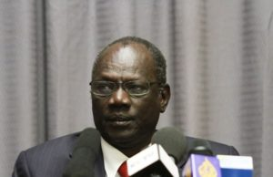 Michael Makuei Lueth