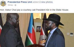 Presidential Press Unit