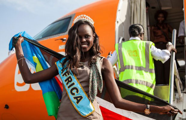 South Sudan ranks second in the 2017 top 10 African countries with most beautiful women