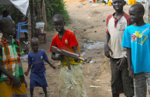 south sudan youth