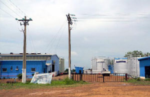 Juba Power station