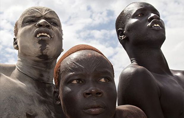 South-Sudanese men