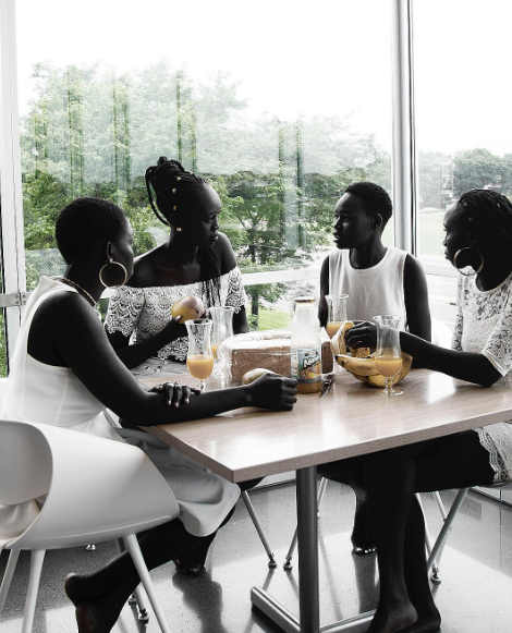 PHOTOS: The internet is crazy with these South Sudanese beauties