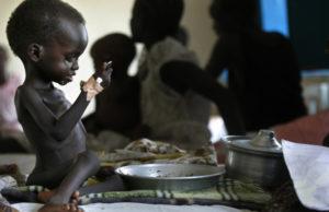 hunger south sudan