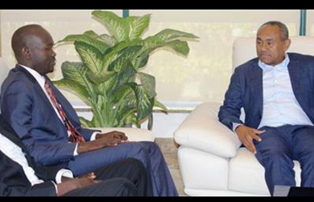 South Sudan FA President